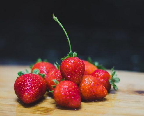 comprar plantas de fresa