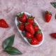 plantas de fresa